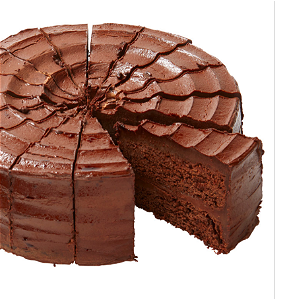Foto Chocolate fudge cake